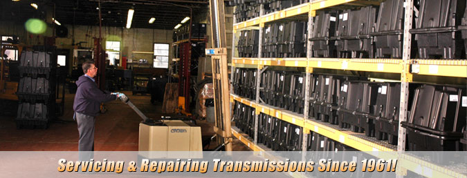 Transmission Services - Baltimore, Maryland